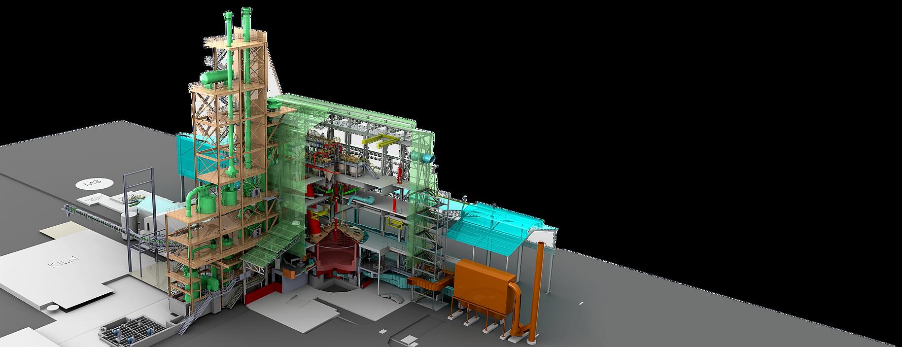 GLPS builds 60MW DC Furnace for Samancor