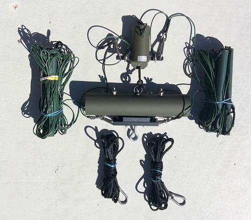 Wolf HF Folded dipole, HF dipole antenna