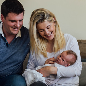 Laura, Dairmaid & Rory