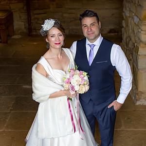 Cara & John Wedding