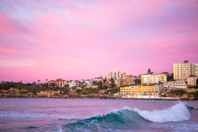 Pink Wave Bondi