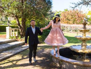 Pre-Wedding & Kitchen Tea - Rebecca & Joseph @ Oatlands House, Sydney