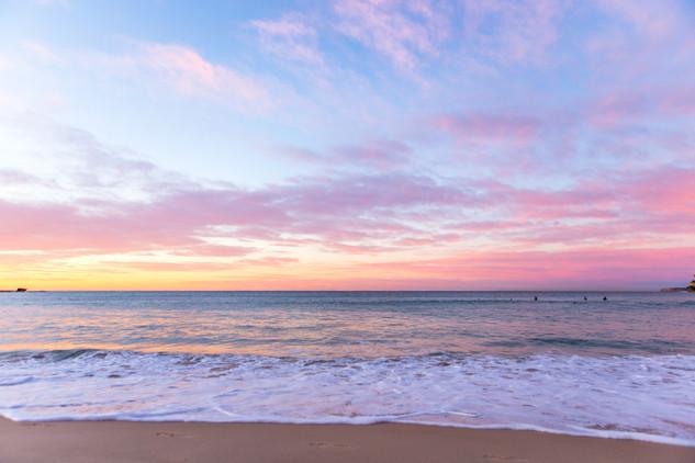 Whole Beach Sunrise