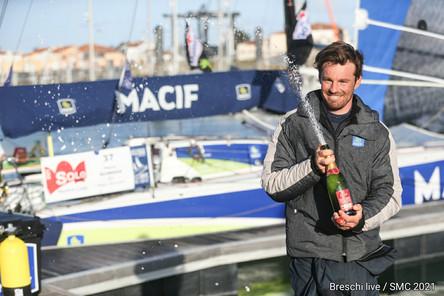 Pierre Quiroga remporte l'étape, Tom Laperche s'impose au général