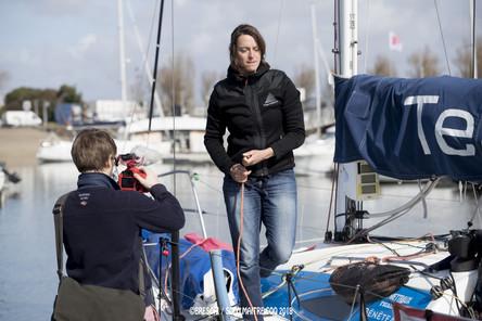 Retour au port de Justine Mettraux