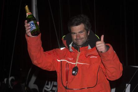 La grande course à Benjamin Dutreux, l'épreuve à Alexis Loison