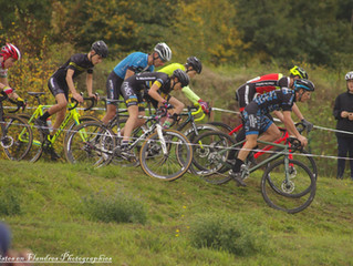 Cyclo Cross te Barlin (Fr.)
