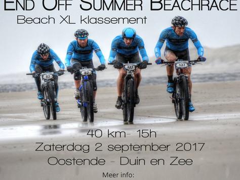 End of Summer Beach Race
