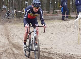 Cyclo cross te Hechtel - einde seizoen