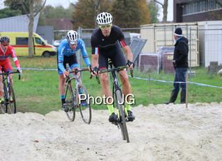 Cyclo Cross te Amay