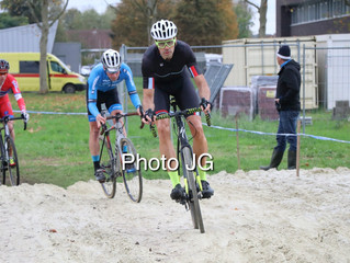 Cyclo Cross te Amay