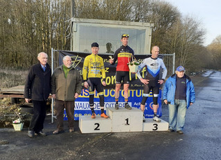 Cyclo cross Florennes en Maldegem