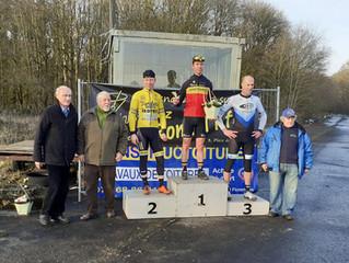 Cyclo cross Florennes en Maldegem