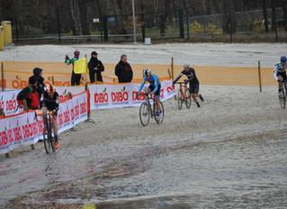 WK Masters Cyclo cross te Mol