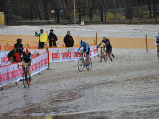 WK Masters Cyclo cross te Mol