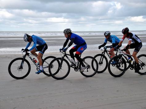 De Belgische strandraces volgen elkaar op.