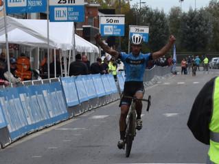 Cyclo crossen te Zingem en Ardooie