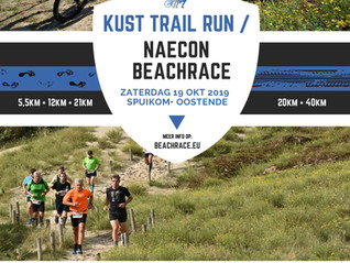 Naecon Beachrace - Kust Trail Run