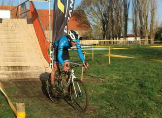 Zarren (cyclo cross) en Bredene (strandrace)