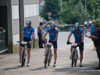 Tour de L'Ain VTT