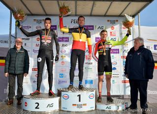 Belgisch Kampioenschap - Peer