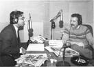 Entrevue radio Marcel Pelchat avec André Arthur