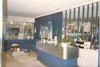 Aire de réception du premier salon MP 1978