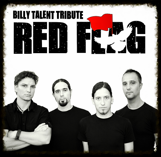 RED FLAG - Deutschlands Nr. 1 BillyTalent Tribute Band