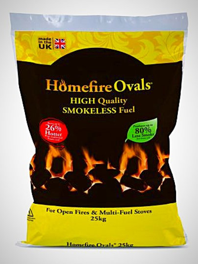 Homefire smokless ovals