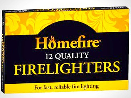 Pack of Homefire Firelighters