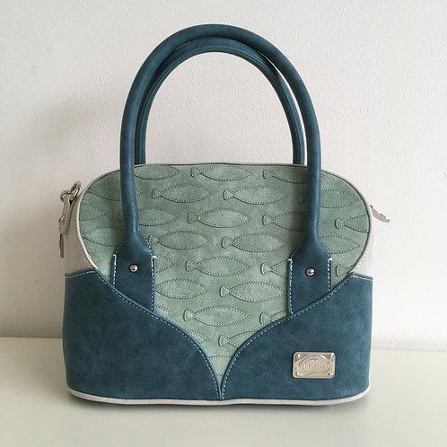 Mermaid Range 'Maris' Bag in mint
