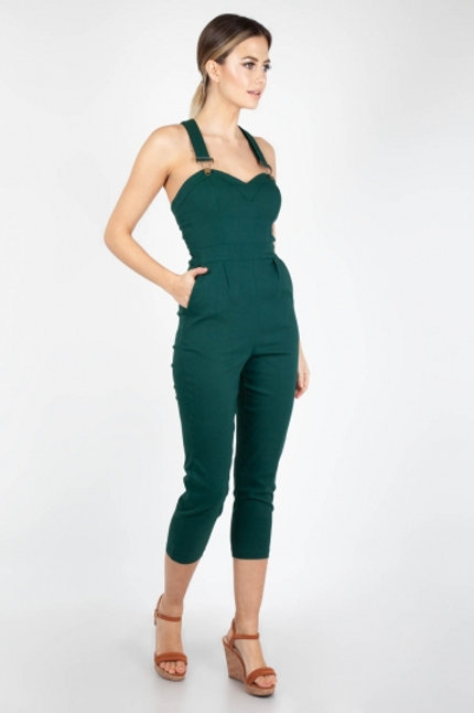 Fitted overalls 5628