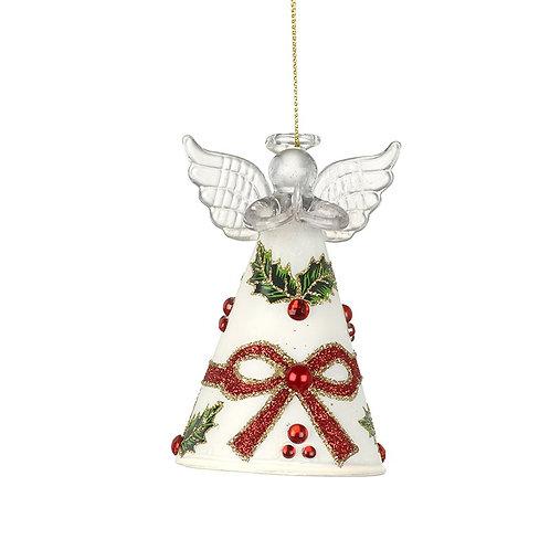 Hanging Glass Angel