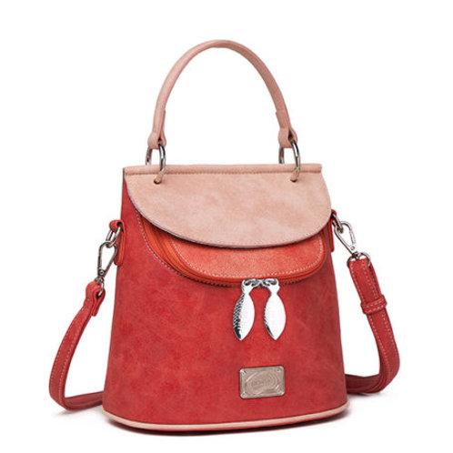 Mermaid Range 'Lagune' Bag in red