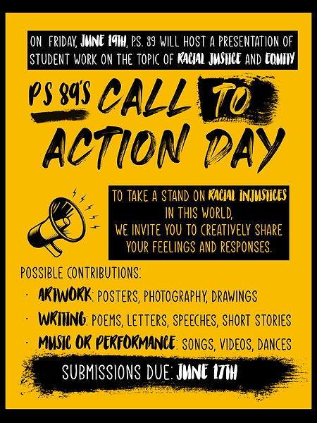 information for call to action day