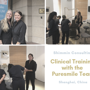 Clinical Training in China - Day One!