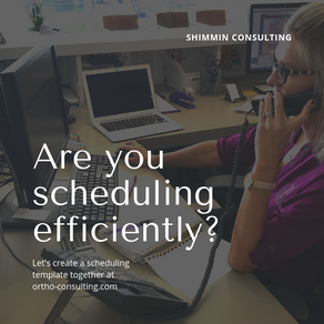 Is Your Schedule Working Efficiently?
