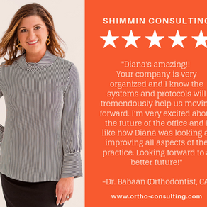 A Review of our Orthodontic Team Training