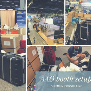 AAO 2018 - Shimmin Consulting is Here!