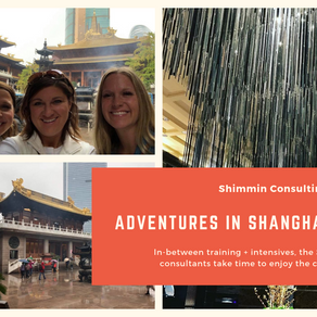 Adventures in Shanghai - Shimmin Consulting's Clinical Training