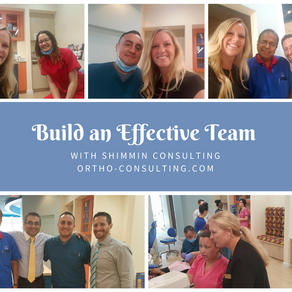 Build an Effective Dental Team with Shimmin Consulting!