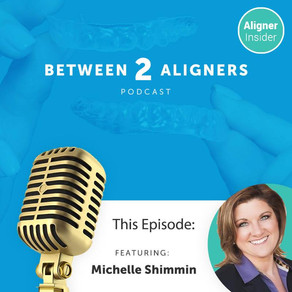 Michelle Shimmin Interview from AlignerInsider - Between Two Aligners!