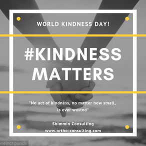 Kindness Matters - Pass It On!