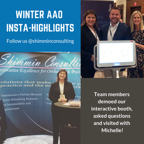 Winter AAO Highlights on Social Media