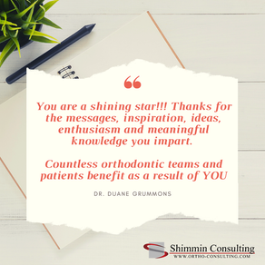 Client Feedback of Shimmin Consulting