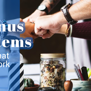 Bonus Systems that work!