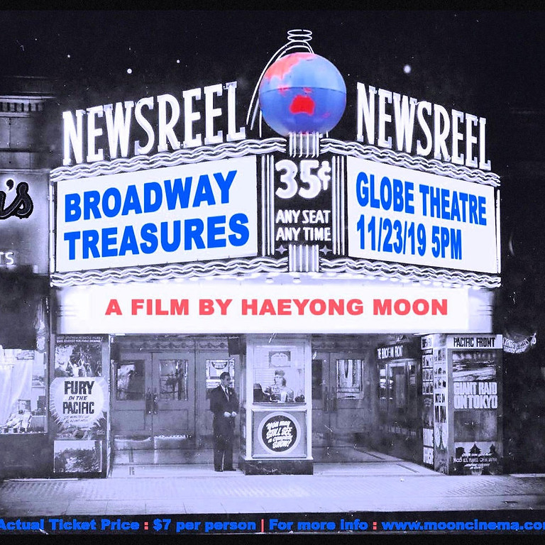 """Broadway Treasures"""