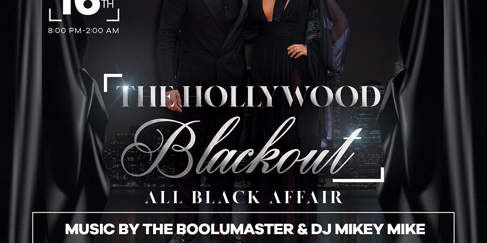 The Hollywood Blackout feat. Boolumaster