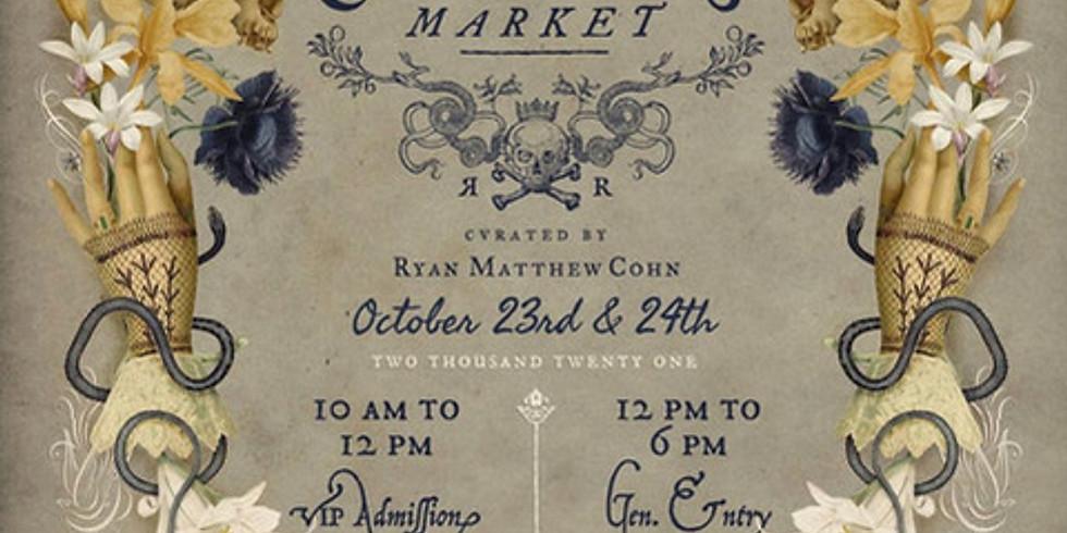 Oddities Flea Market — VIP Admissions