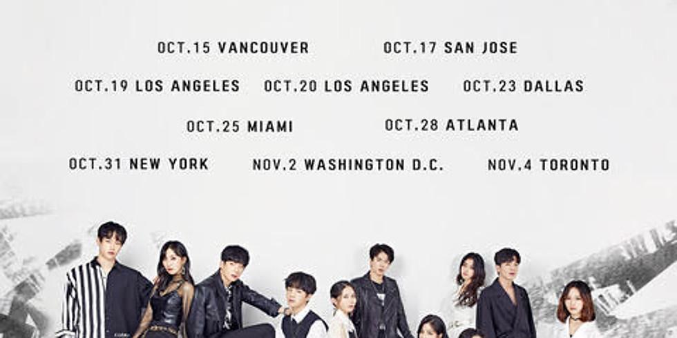 K-TIGERS ZERO World Tour